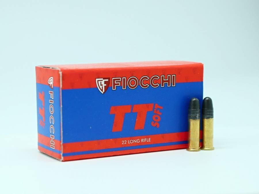 NÁBOJ FIOCCHI 22 LR TT SOFT