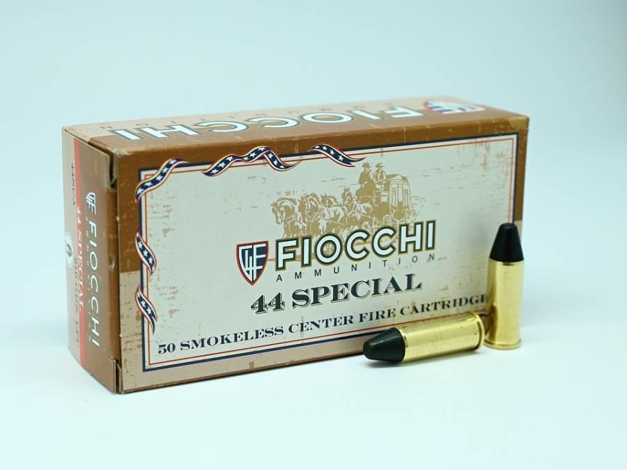 NÁBOJ FIOCCHI 44 SPECIAL FOA LRNFP 210 grs.