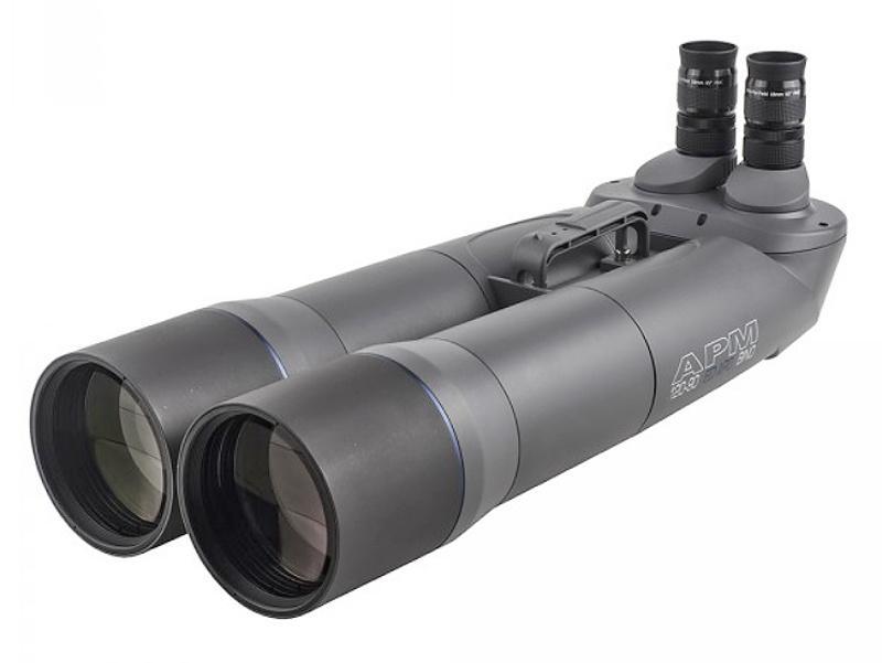 BINOKULÁR APM 120mm SD APO 90° vč. 2x18mm okulárů (37x, 65°)