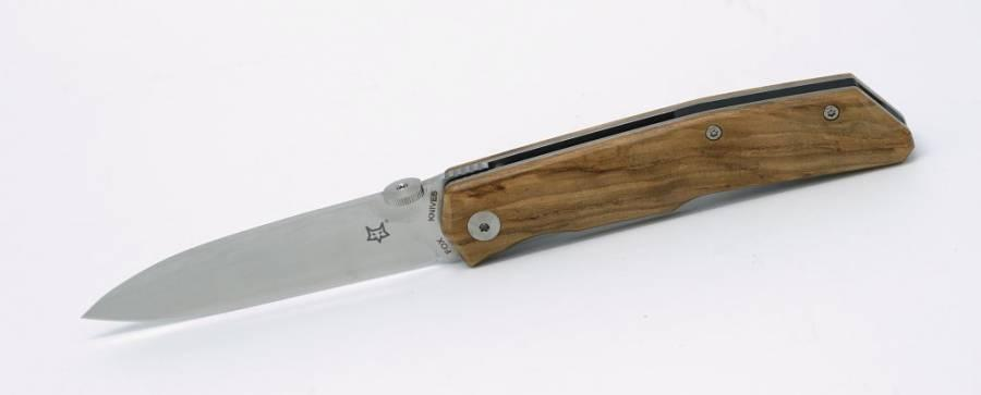 NŮŽ FOX 525 OL TERZUOLA OLIVA (FN17)
