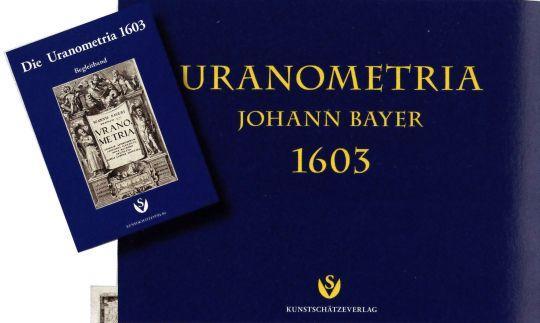 Publikace/DE DIE URANOMETRIA (1603)