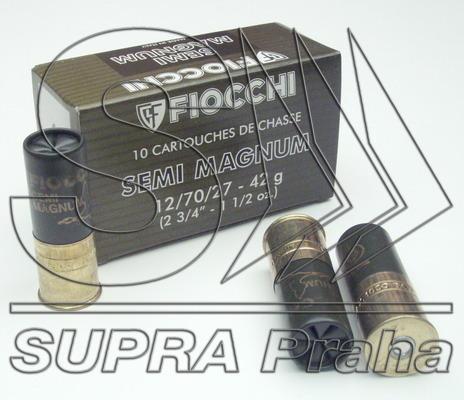 NÁBOJ FIOCCHI 12/70/27/3.90mm SEMI MAG 42g #0