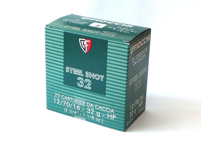 NÁBOJ FIOCCHI 12/70/22 3.50mm STEEL 35g #2