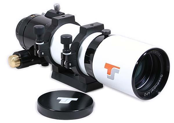 Dalekohled T-S APO 65mm f/6.5 QUADRUPLET ASTROGRAF - PRODEJ UKONČEN