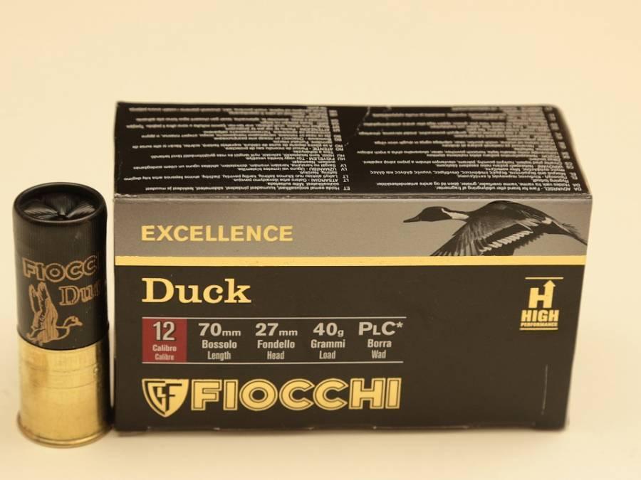 NÁBOJ FIOCCHI 12/70/27/3.90mm 40g EXCEL. DUCK #0 KACHNA
