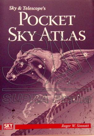 Publikace Sky & Telescope S&T POCKET SKY ATLAS