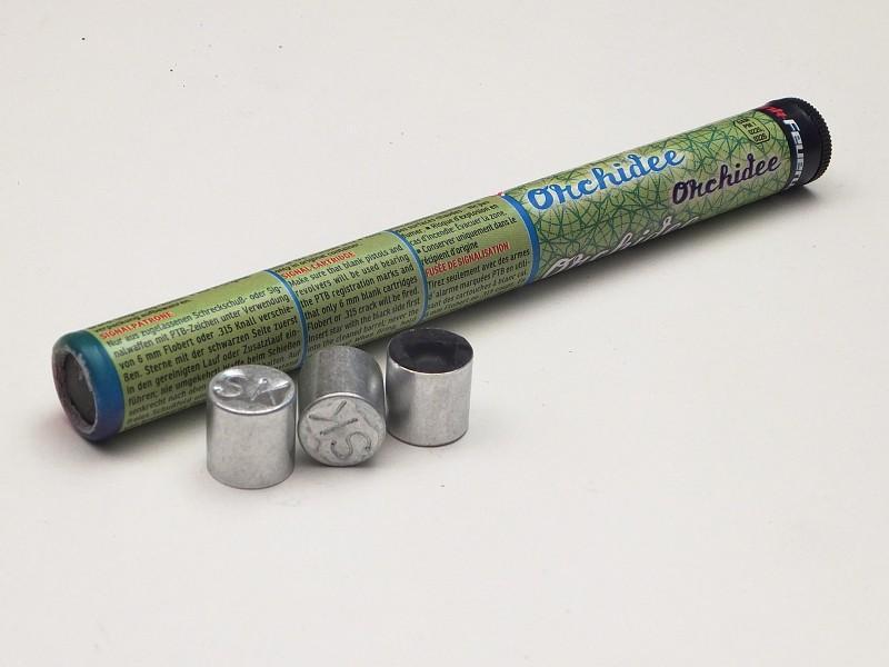SVĚTLICE/ZINK 513 ORCHIDEA 15mm (10 ks)