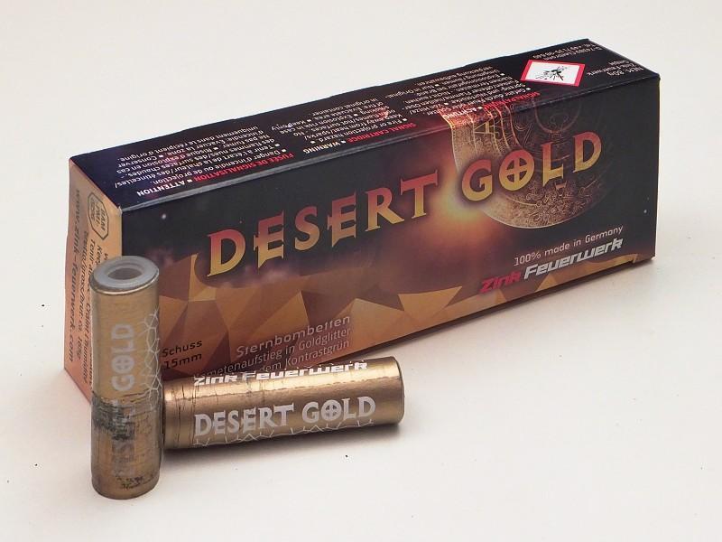 SVĚTLICE/ZINK 522 DESERT GOLD 15mm