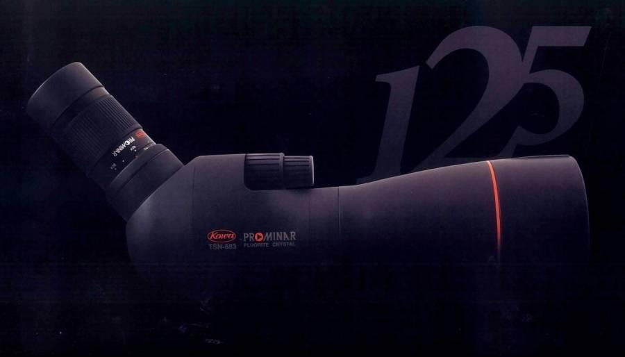 DALEKOHLED KOWA TSN-883 PROMINAR 88mm LOMENÝ SET 125 LET