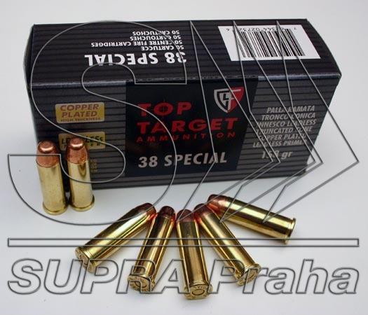 NÁBOJ FIOCCHI 38 SPECIAL RAM TCCP LL VER. 10.25g/158grs.