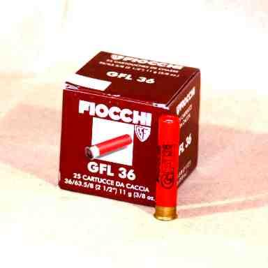 NÁBOJ FIOCCHI 36/63/08 PL 2.90mm 11g #05