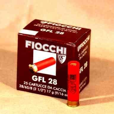 NÁBOJ FIOCCHI 28/65/08 PL 2.90mm 17g #5