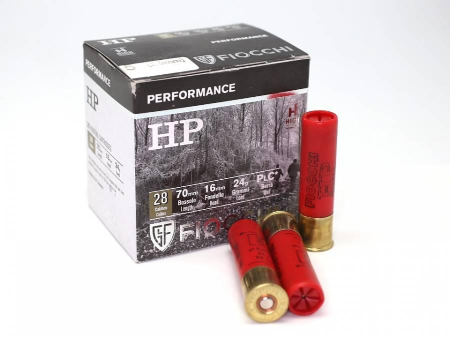 NÁBOJ FIOCCHI HP 28/70/08 2.90mm 17g #5