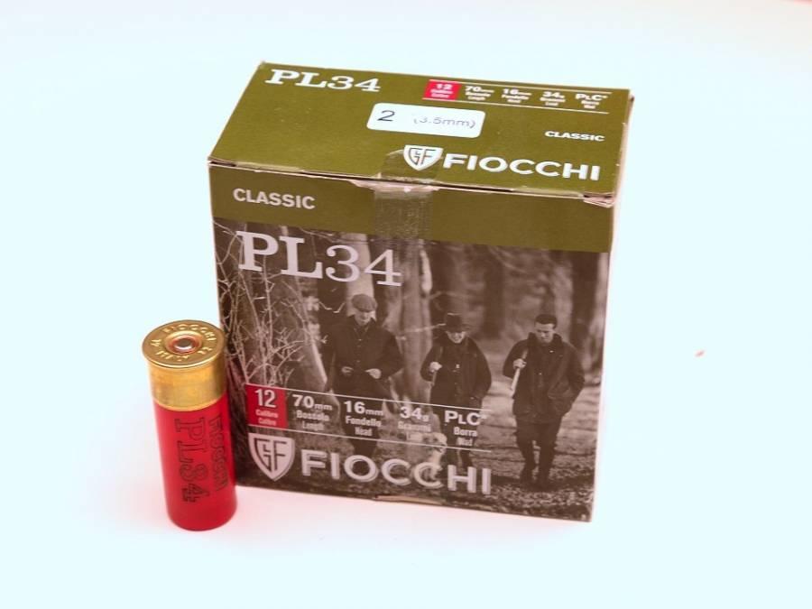 NÁBOJ FIOCCHI 12/70/16/3.50mm PL 34g #2
