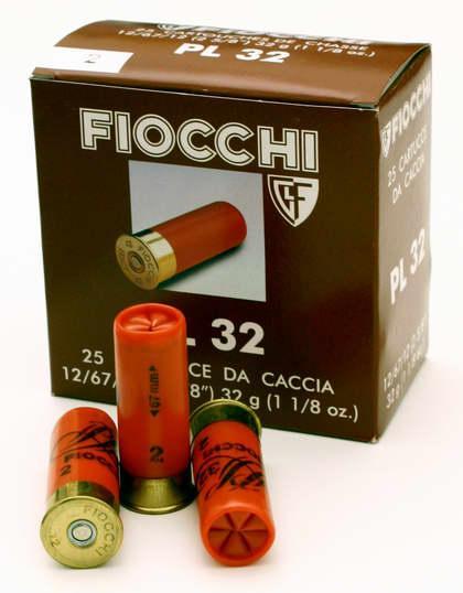 NÁBOJ FIOCCHI 12/70/12/3.50mm PL 32g #2