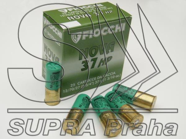 NÁBOJ FIOCCHI 12/70/27/3.50mm 37g #2 HP37