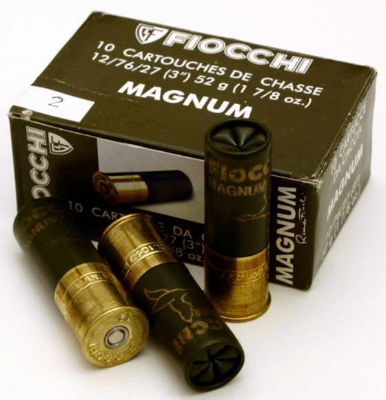 NÁBOJ FIOCCHI 12/76/27/3.50mm MAGNUM 52g #2