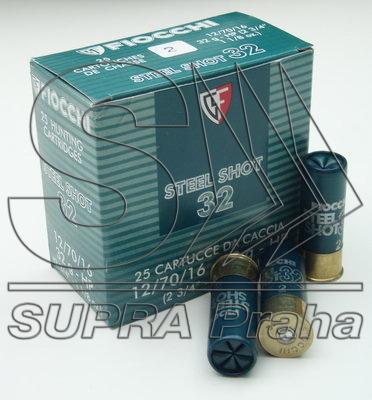 NÁBOJ/FIO 12/70/16 3.50mm STEEL SHOT 32g #2