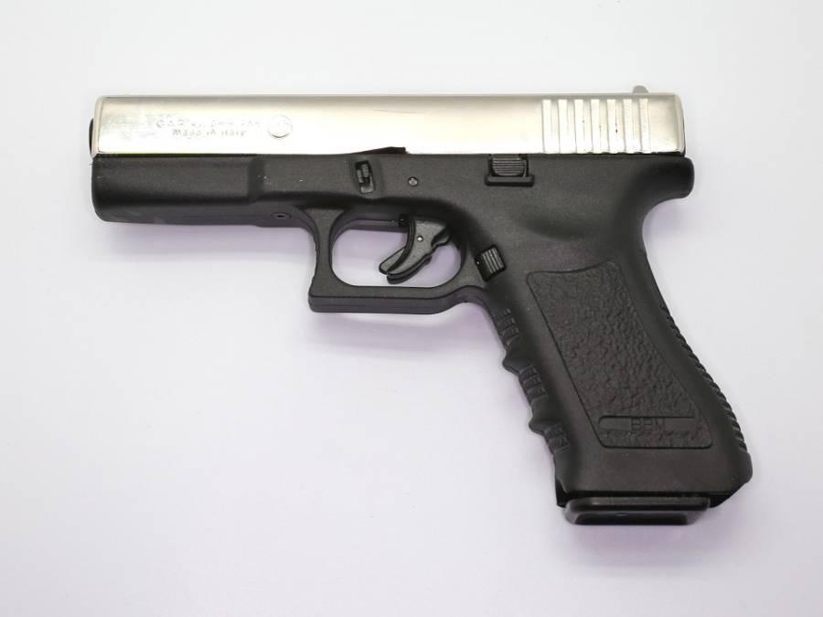 PLYNOVKA BRUNI Mod. GAP NM 9mm PA
