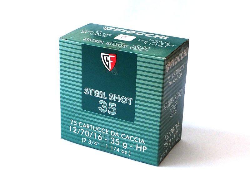 NÁBOJ/FIO 12/70/16 2.70mm FSTEEL 28g