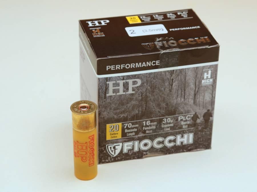 NÁBOJ FIOCCHI HP 20/70/16 3.50mm 30g #2