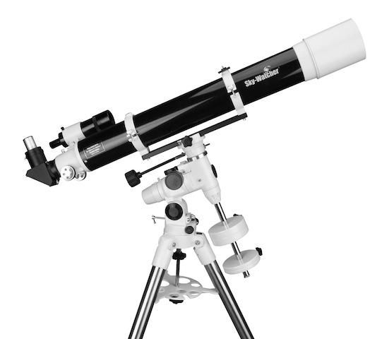 Dalekohled SKY-WATCHER REFRAKTOR 102/1000mm EQ-3-2 BLACK DIAMOND