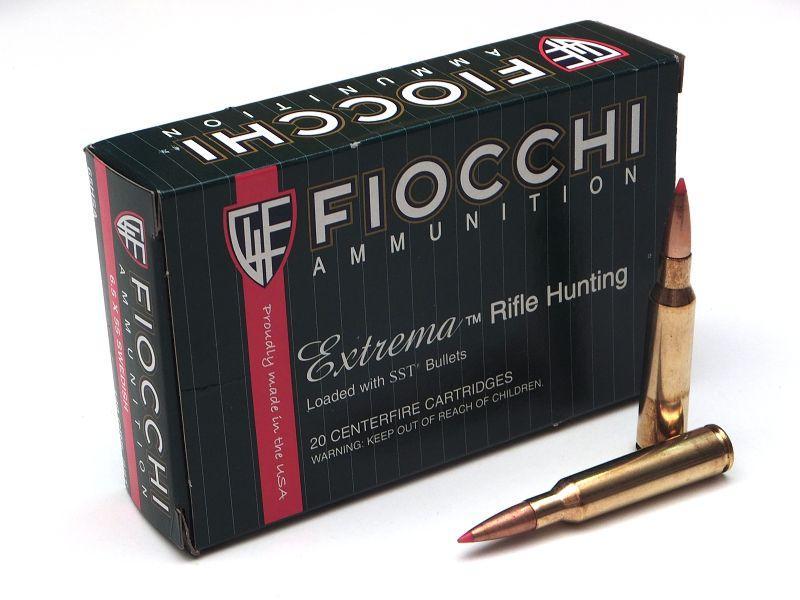 NÁBOJ FIOCCHI 6.5x55SE FOA SST 140 grs./9.1g.
