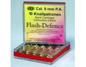 NÁBOJKA/WD 9mm PA FLASH DEFENCE (10 ks)