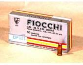 NÁBOJ FIOCCHI 32 SW SHORT FMJ 5.51g/85grs.