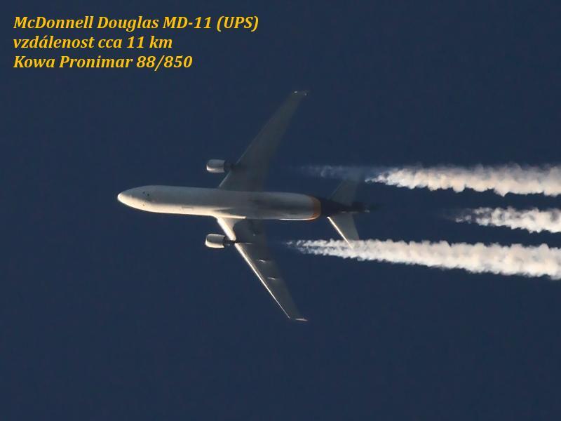 McDonell Douglas MD11 (UPS) Kowa Prominar