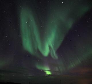 Polární záře 2014 - Aurora Borealis