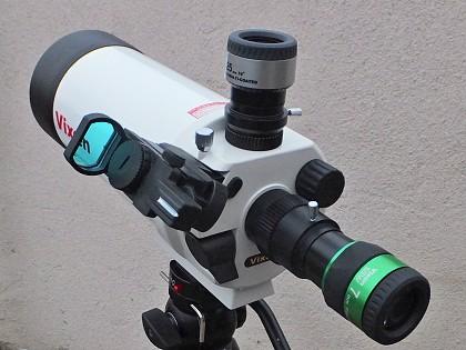 Zrcadlový dalekohled Vixen VMC-110L