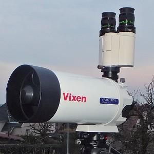 VMC-110L s binohlavou