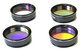 Barevné filtry Celestron #95517